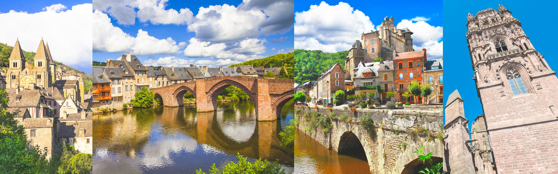 plus beaux villages de france - aveyron