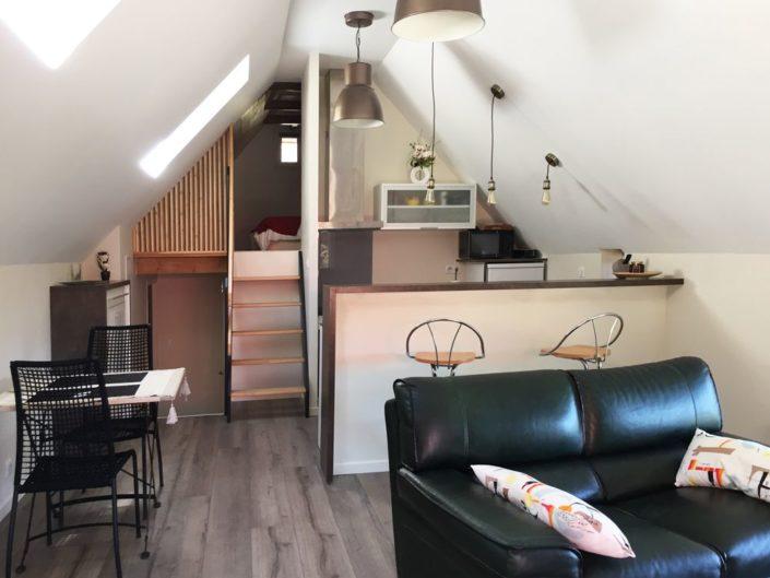 Gite moderne en Aveyron